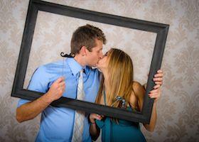 couple posing