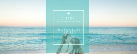 5 tips to improve your photography