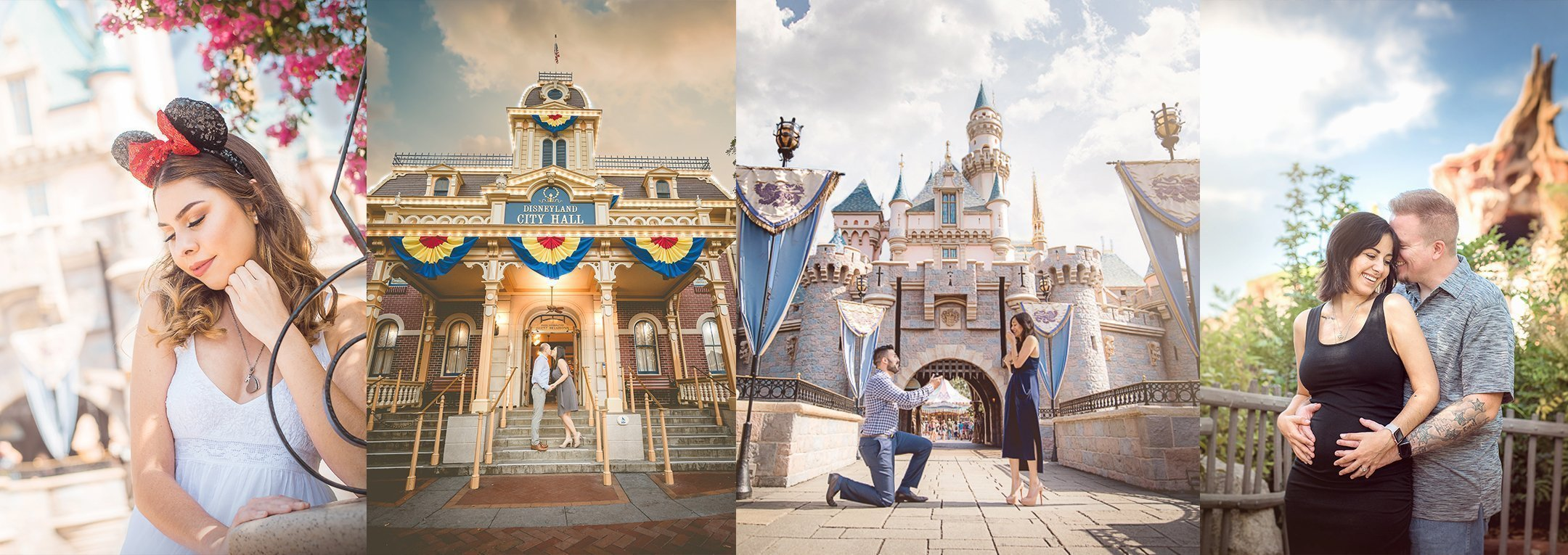Disney Family and Engagement Sessions Banner